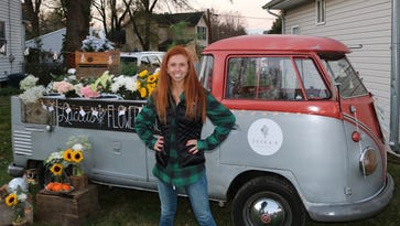 Lucca's Flower Truck: A Mobile Flower Shop
