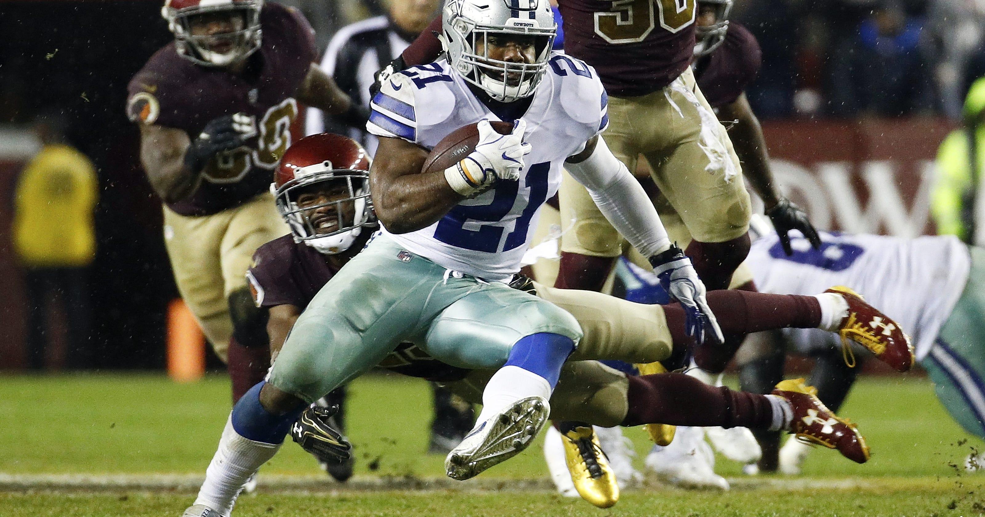 99360faf6b1 Dallas Cowboys 2018 season preview as Ezekiel Elliott eyes full year