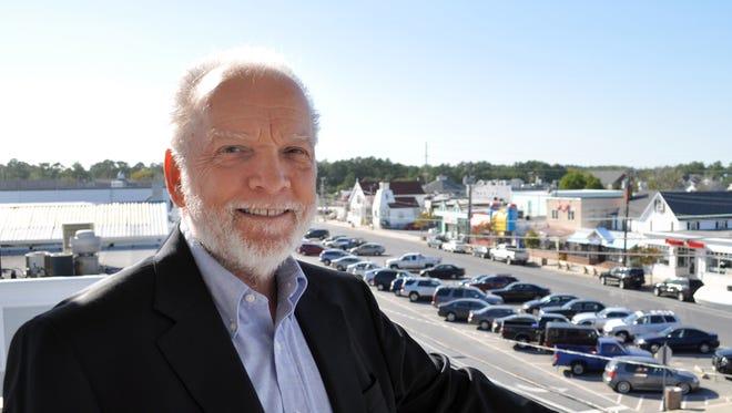 Former Bethany Beach Mayor Tony McClenny