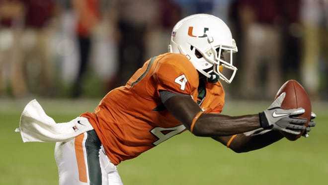 Colts surprised many by drafting Phillip Dorsett in the first round.