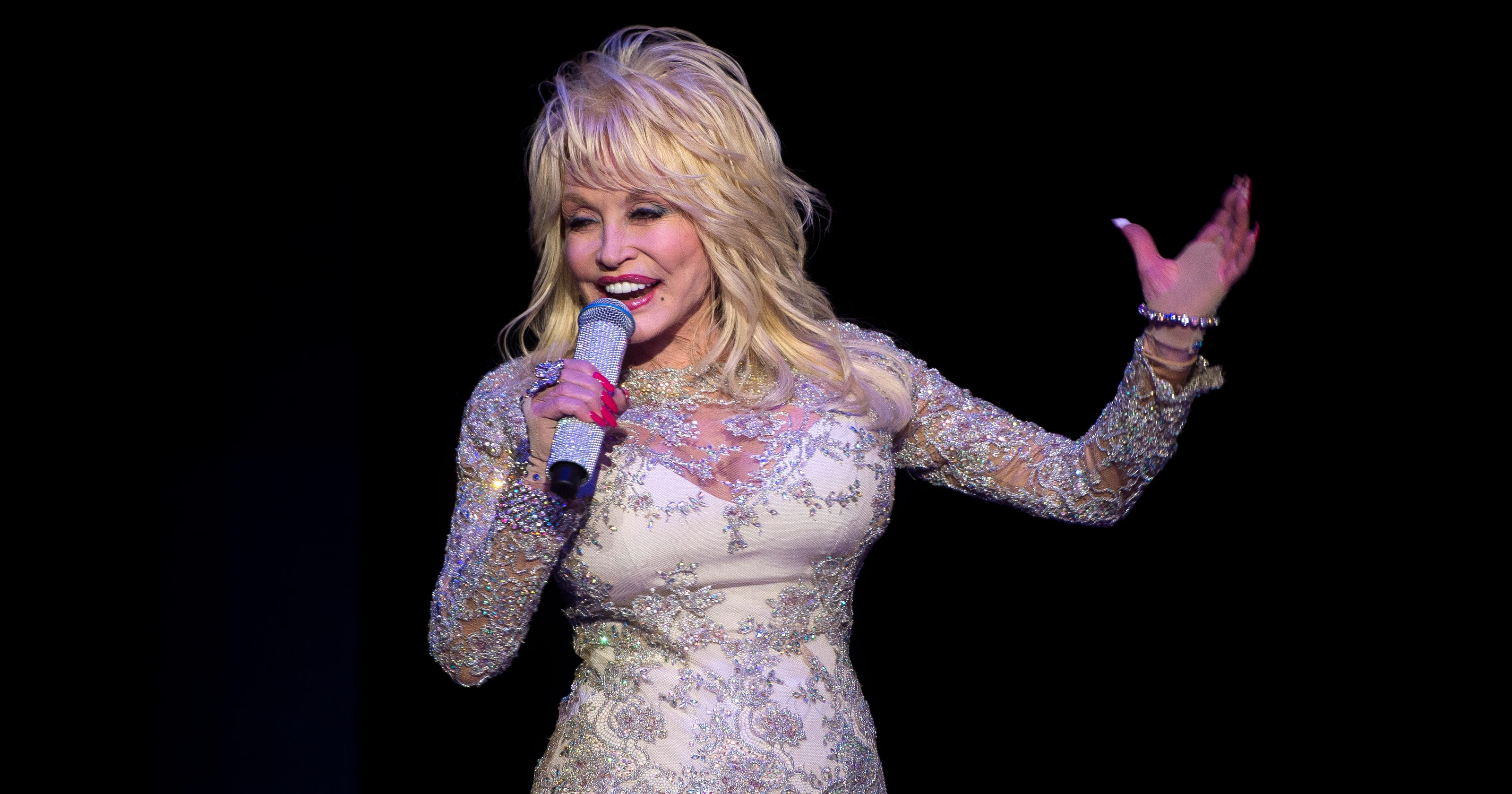 Dolly Parton Refuses To Offer An Opinion On Trump