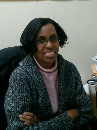 Our Mom of the Day for March 27, 2015 is Karen Jackson.