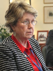 Chappaqua schools Superintendent Lyn McKay retired
