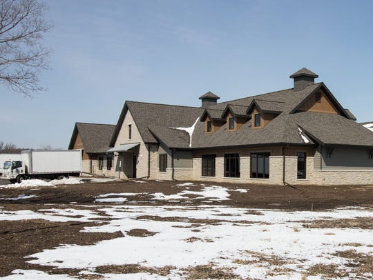 The new Summit Village Hall opened in April 2018. Now, it could be expanded to house the Lake Country Municipal Court, which is looking for a new home.
