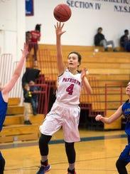 Binghamton High senior Annie Ramil will play next season for Binghamton University.