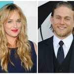 Dakota Johnson and Charlie Hunnam landed the starring roles in the 'Fifty Shades of Grey' movie.
