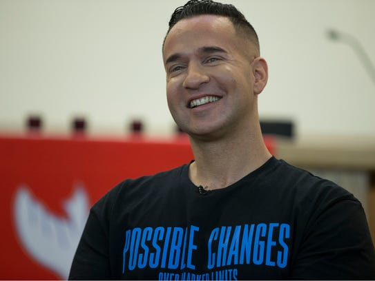 """Mike """"The Situation"""" Sorrentino  speaks about his evolution"""