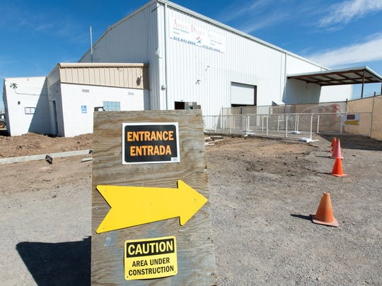 Construction continues at American Document Services