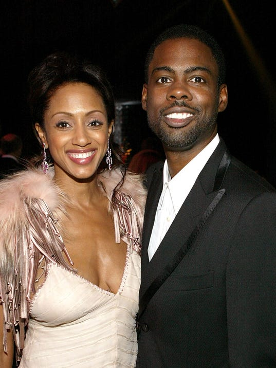 FILE: Comedian Chris Rock Has Filed For Divorce From Malaak Compton-Rock