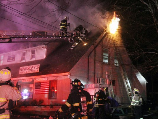 NORTH SALEM FIRE