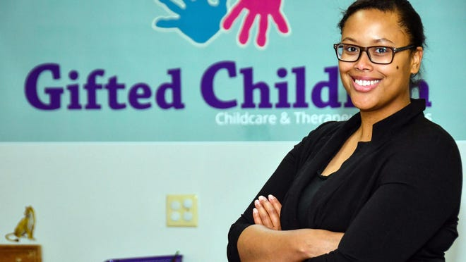 Amanda Rodriguez is the president of Gifted Children, Inc., of Middletown.