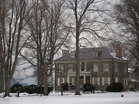The site of a French and Indian War fort and formerly a private estate, the Fort Hunter Mansion and Park in Harrisburg is now part of the Dauphin County Parks and Recreation Department.