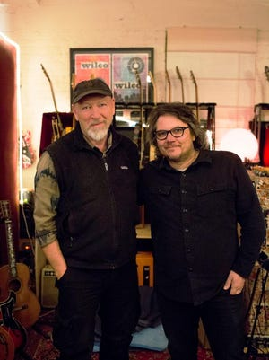 For his latest effort, 'Still' – slated for release on June 23rd – Thompson joined with Wilco founder Jeff Tweedy, who produced (and plays on) the 12-track disc.