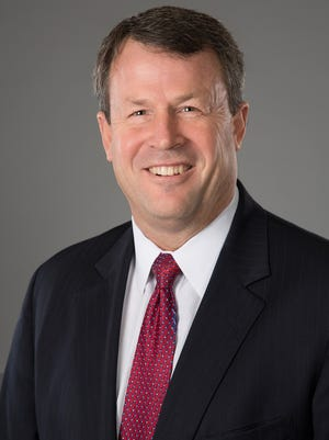 Tim Henry, new CEO of Franklin Financial