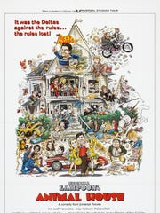 """Animal House"" (1978) will celebrate its 40th anniversary"