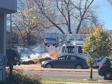 Burning bush outside FoCo Wendy's causes stir