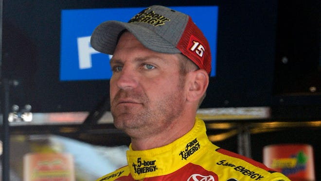 Clint Bowyer is sixth in the  Chase standings after finishing third at Martinsville Speedway.