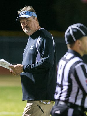 Glendale Cactus coach Larry Fetkenhier is chasing victory No. 300 in his coaching career this week.