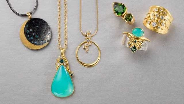 Ormachea Jewelry's one-of-a-kind pieces are now available for purchase online.