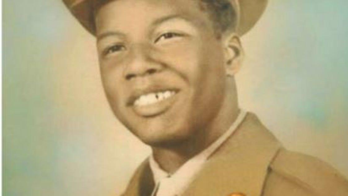 Rosamond Johnson Beach Army Pvt Rosamond Johnson jr