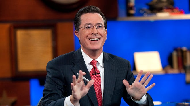 Daft Punk was scheduled to perform on 'The Colbert Report.' Or were they?