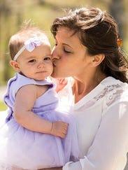 Liz & Madeline Barea