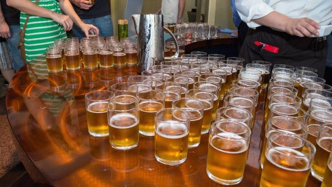 The Urban Ale Trail returns to Phoenix, Saturday, Sept. 10.