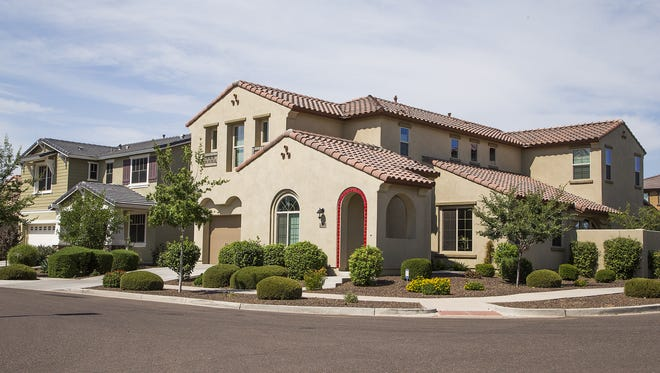 The growing Marley Park community is one of the many HOA neighborhoods in Surprise.