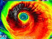 Mid-Atlantic won't escape Irma's rains; wind damage is less certain, forecasters say