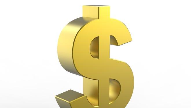 Finances / funding / money / dollar sign.