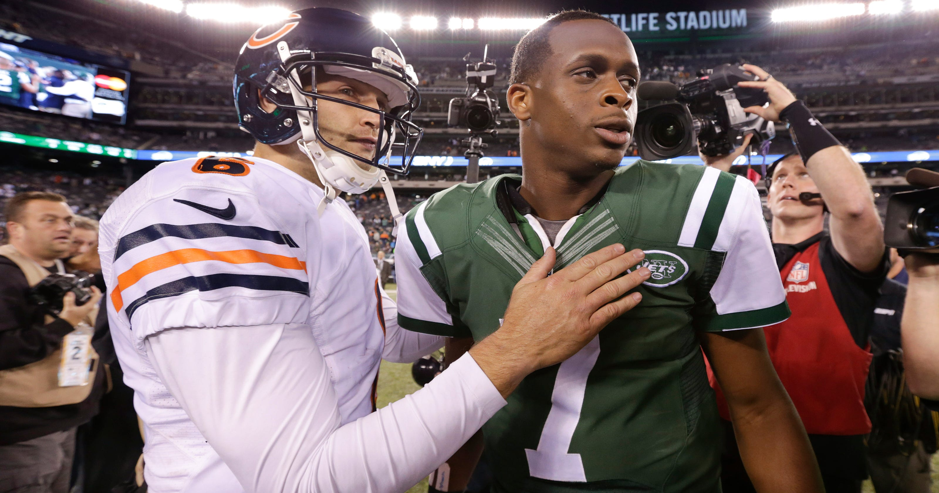 36cd9fade Geno Smith is  our quarterback