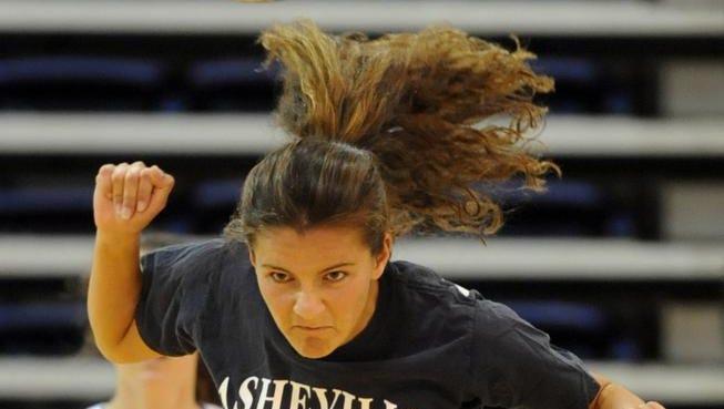 Asheville School's Kaylee Pierson