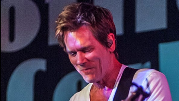 Kevin Bacon will return to the Bottle & Cork in Dewey
