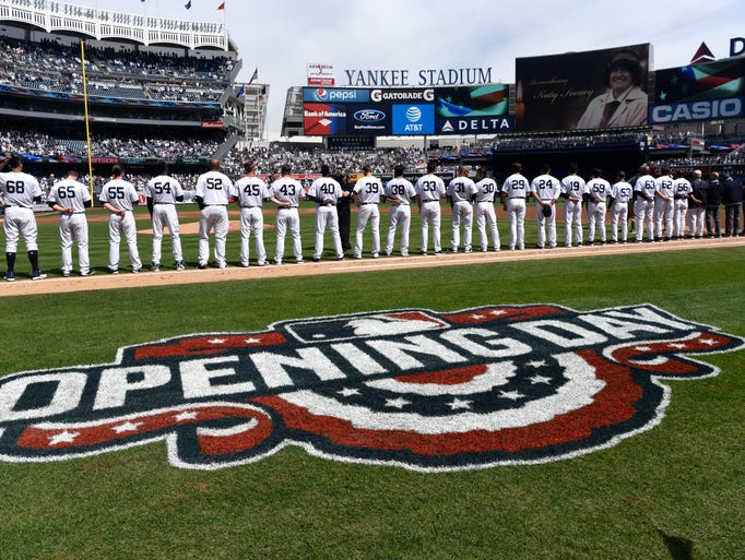 The New York Yankees have just begun a 20th consecutive