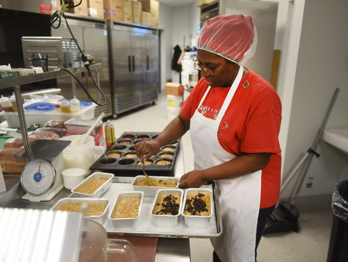 Former Felons Rise To The Top At On The Rise Bakery