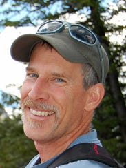 Reid Wilson, executive director of the Conservation