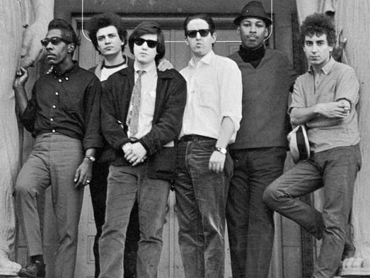 Who might rock their way into the Rock and Roll Hall of Fame? The nominees for 2015 induction are ... | THE PAUL BUTTERFIELD BLUES BAND | The Chicago band was led by Butterfield on harmonica and Mike Bloomfield on guitar.