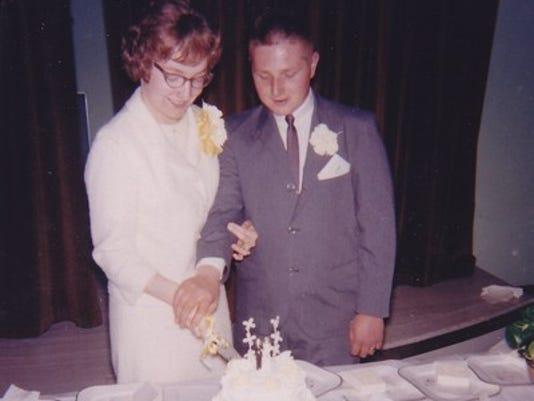 Anniversaries: Robert Barrett & Connie Barrett