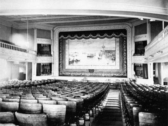 Barre Opera House