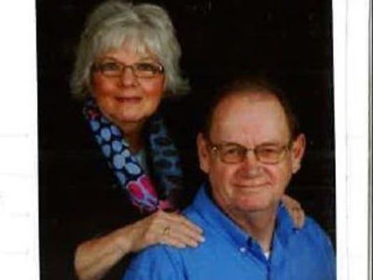Anniversaries: Barry Jennings & Linda Estridge