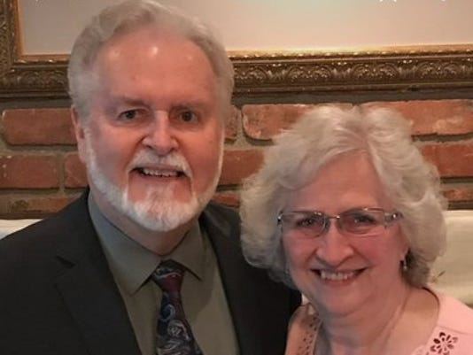 Anniversaries: Randy Ramsey & Melony Souder