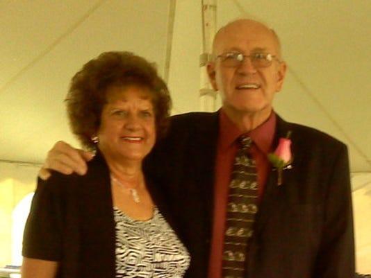 Anniversaries: David Frech & Wanda Frech