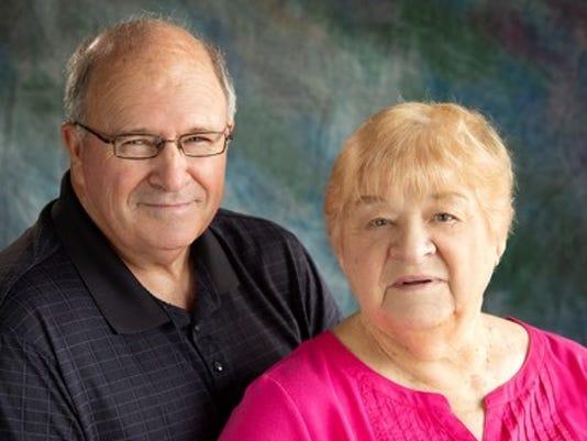 Anniversaries: Nathan Wilson & Rosalie Brown