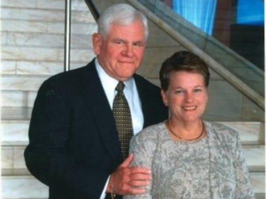 Anniversaries: Ken Happy 50th Anniversary & Sue Rodgers