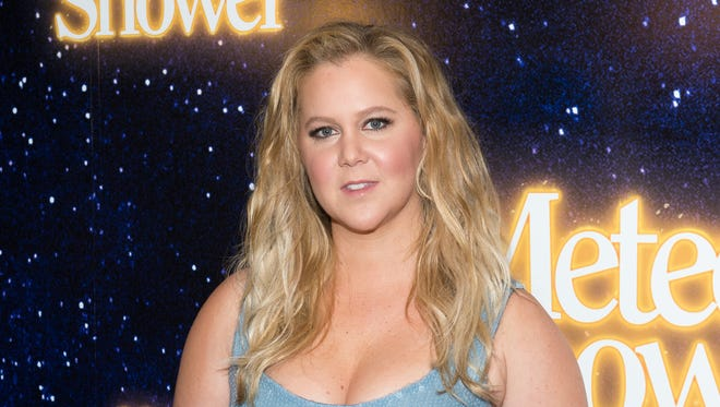 Amy Schumer addresses allegations of inappropriate sexual behavior against fellow comedian Aziz Ansari.