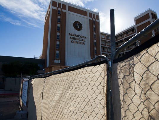 Hospital execs question Maricopa Medical Center bond ...