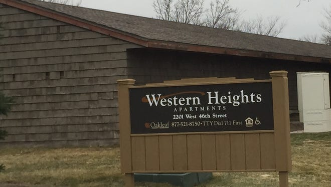 A boy living in an apartment at 2201 W. 46th St. in Sioux Falls died after being taken to the hospital in January 2016. His foster mother has been charged in his death.