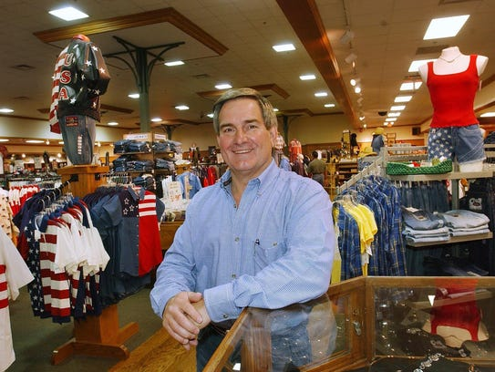 Randy Little is founder and owner of PFI Western Store