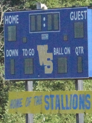 The Waynesboro Stallions youth football team will play its first home game of a modified schedule on Sept. 12 against Lebanon.