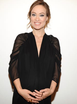 Olivia Wilde, here on April 17, at the Revlon Concert For The Rainforest Fund at Carnegie Hall in New York.